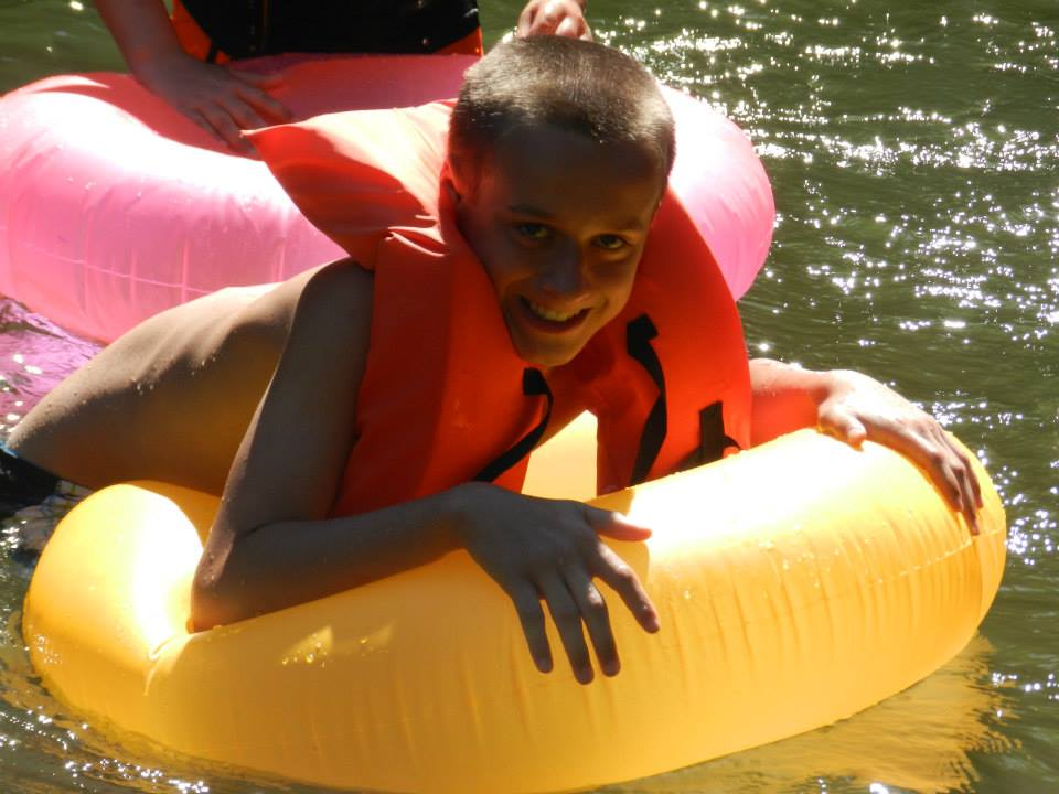 Adventure abounds at this overnight youth summer camp in IL