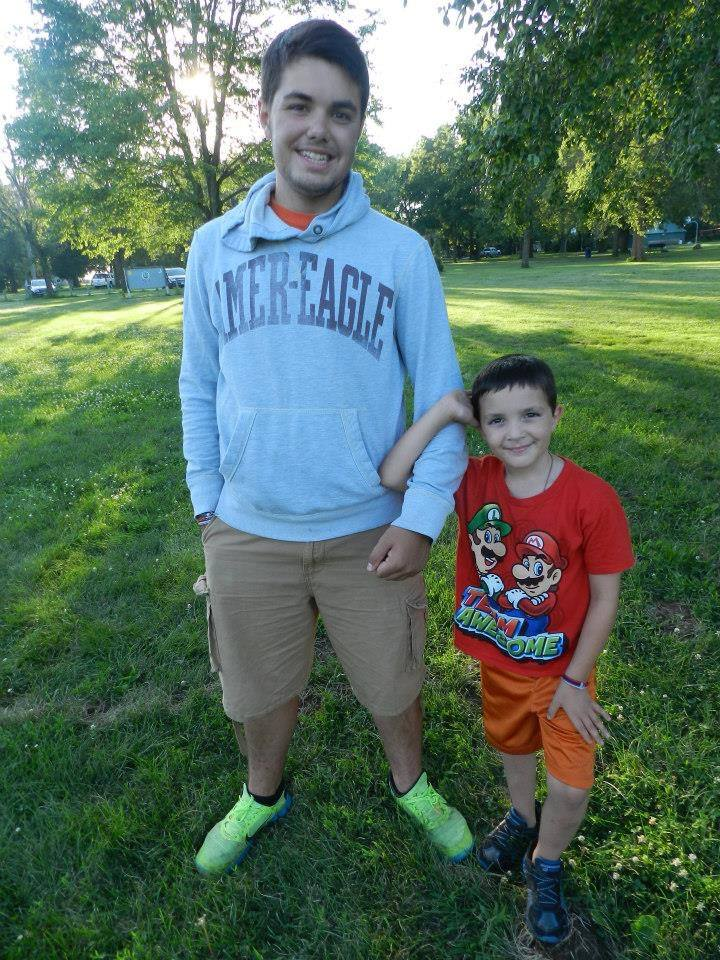 Counselors make good mentors at Camp Shaw, the best camp in IL
